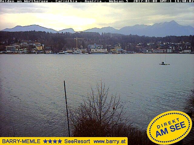 Velden webcam - Velden 3 webcam, Carinthia, Villach-Land